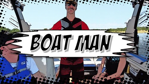 animation, animated video, graphic design, visual effects, boat safety, boating videos, boating series,