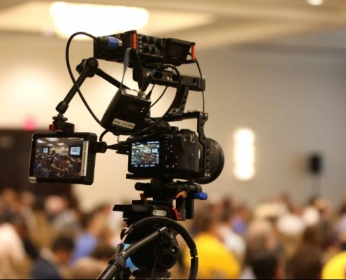 Corporate Video Production Service