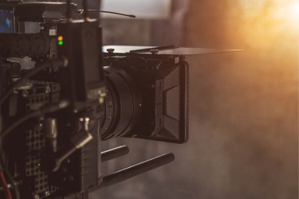 difference between film and video production