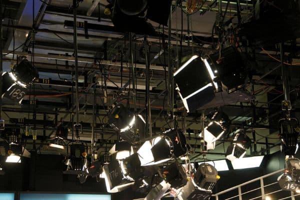Studio Lighting for Video Production Orlando