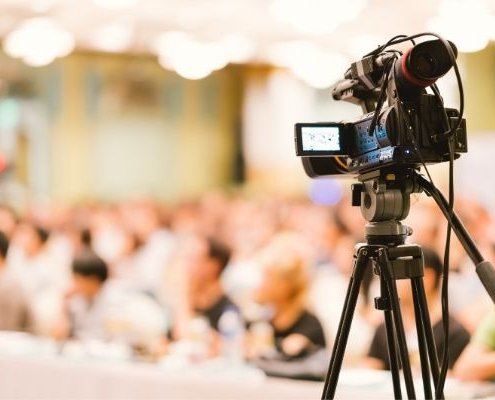 Videographer for Corporate Events Orlando