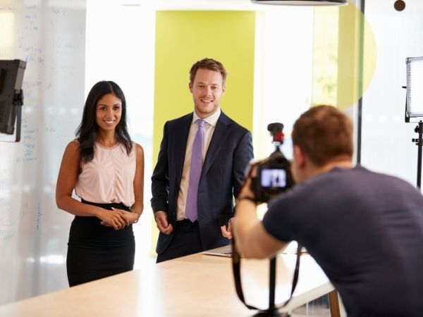 Types of Corporate Videos for Marketing